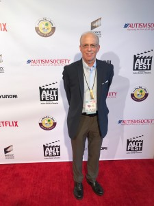 Chet on the Red Carpet of Autfest 2018